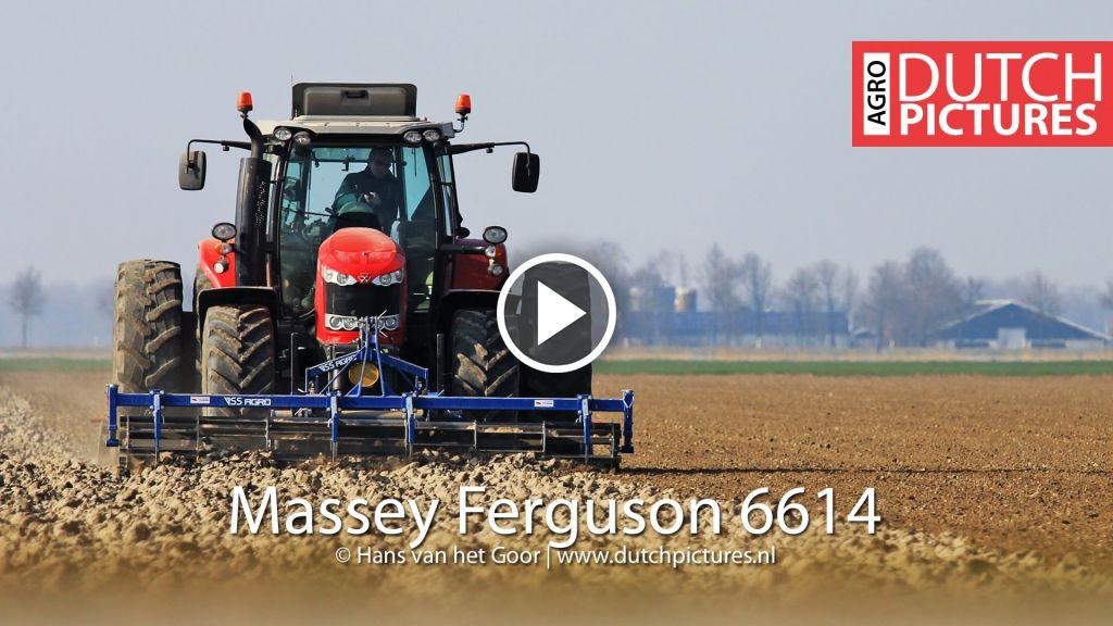 Vidéo Massey Ferguson 6614