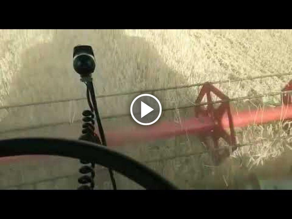 Video Claas Dominator 108