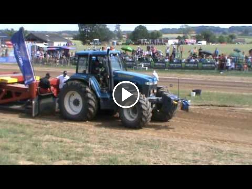 Video New Holland 8670