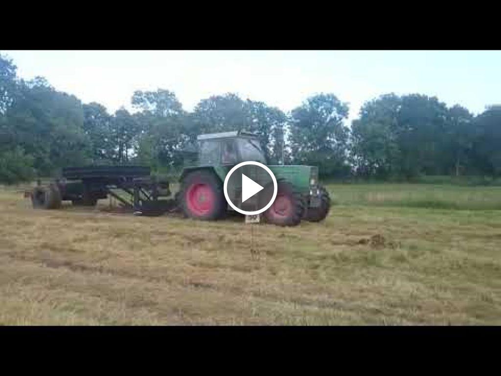 Wideo Fendt 611