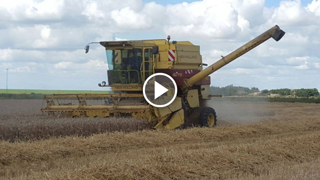 Video New Holland TR 70