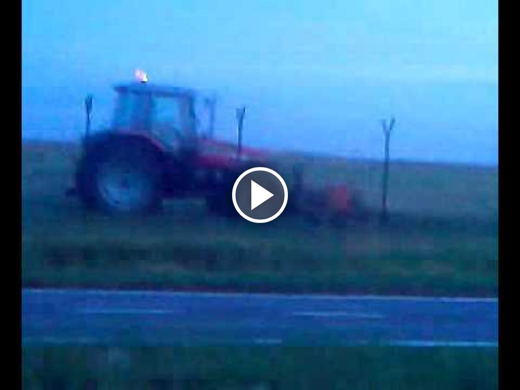 Vidéo Massey Ferguson 6255