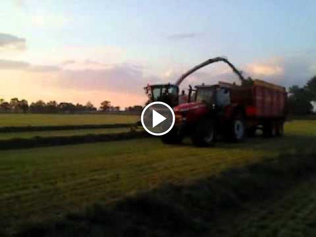 Vidéo Massey Ferguson 8650