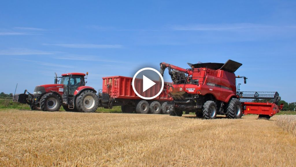 Wideo Case IH Axial Flow 6140