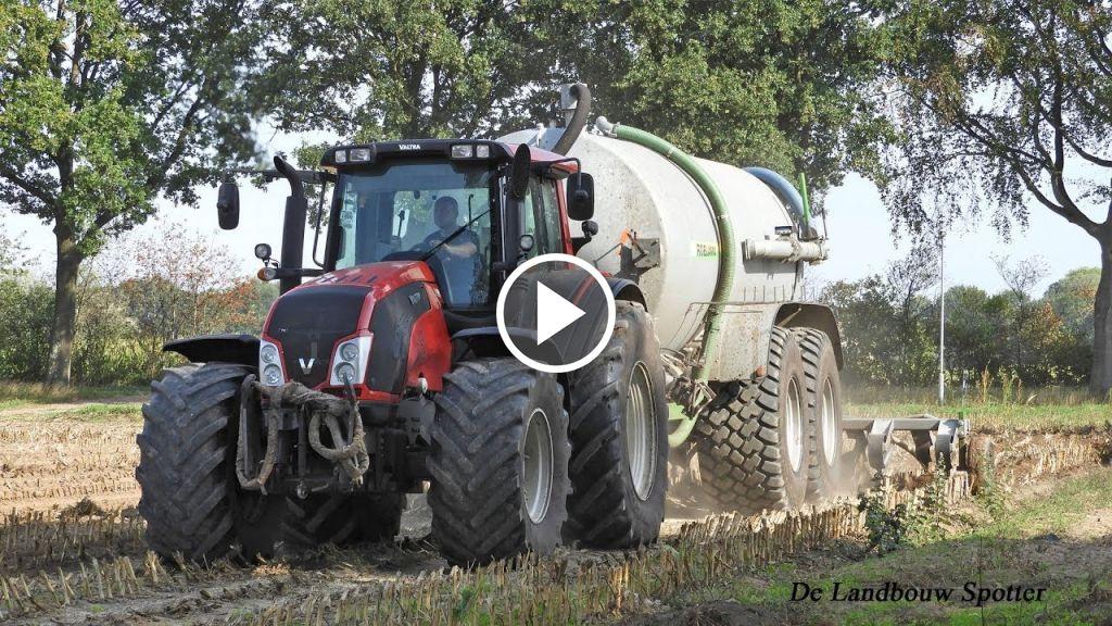 Video Valtra 8550