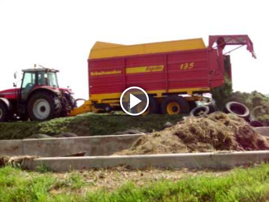 Vidéo Massey Ferguson 8210