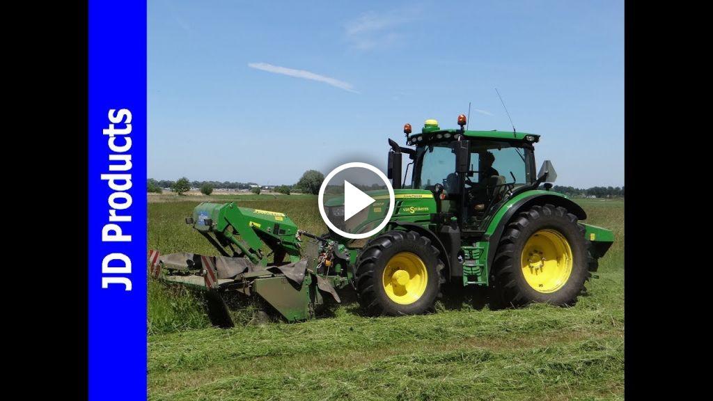 Wideo John Deere 6130R