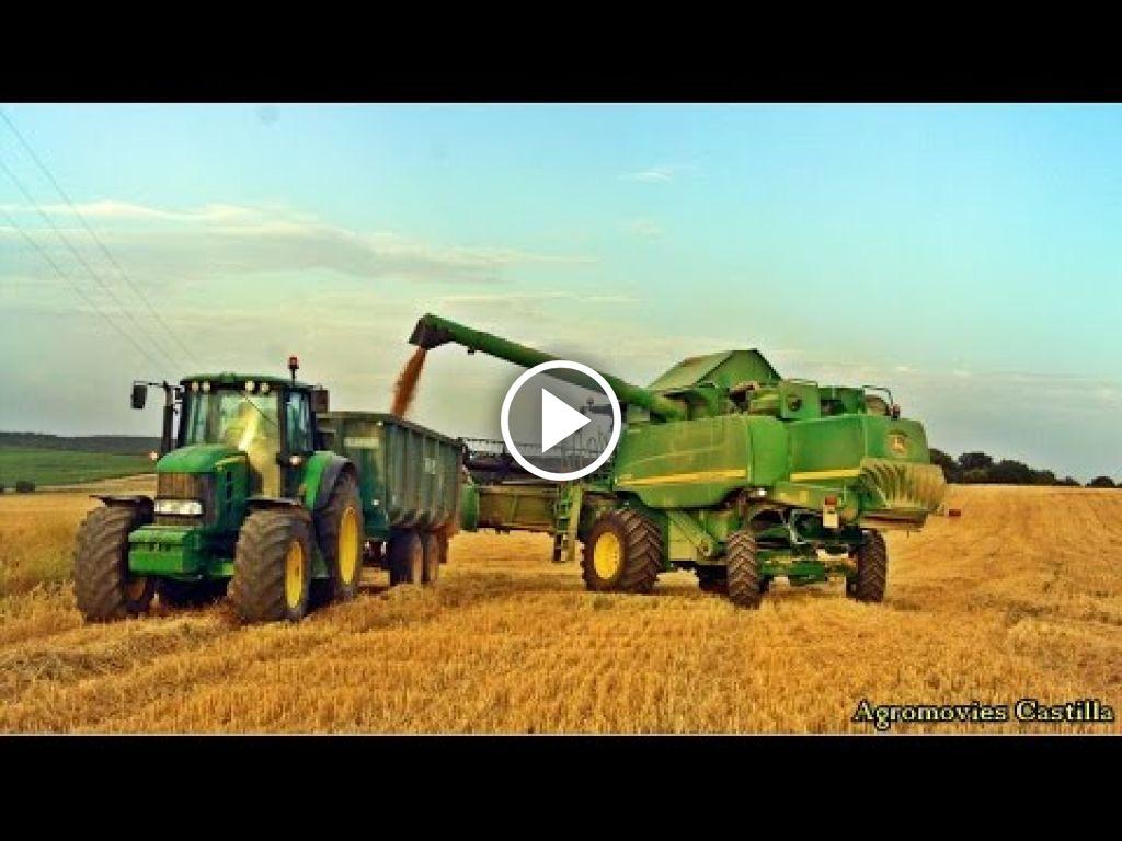 Wideo John Deere W540