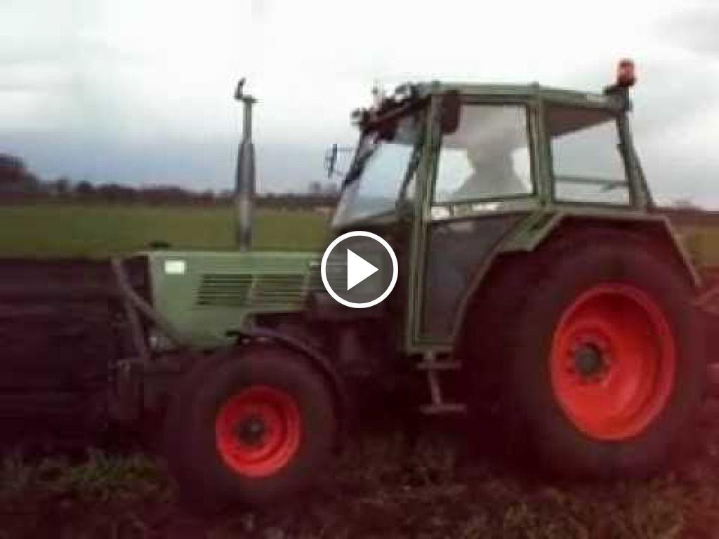 Video Fendt 104 LS
