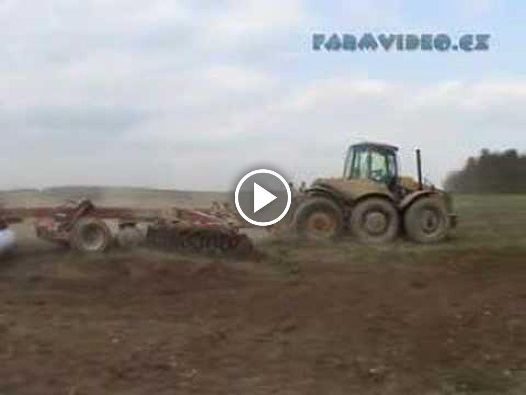 Wideo Fendt Trisix Vario
