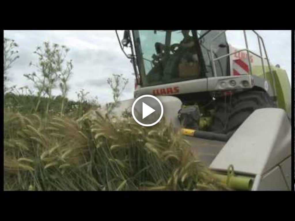 Video Deutz-Fahr Gigant 400