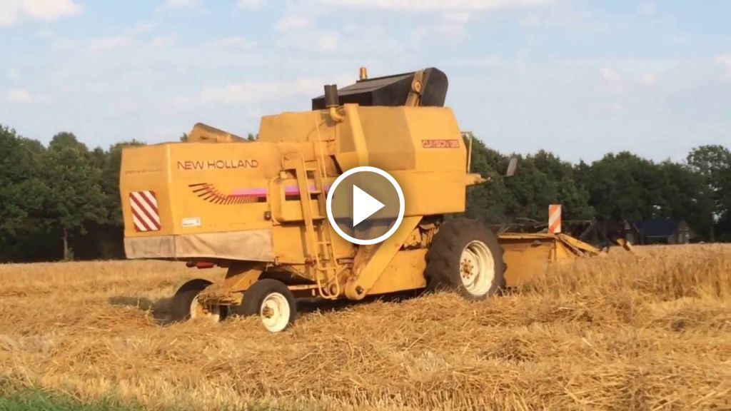 Video New Holland Clayson