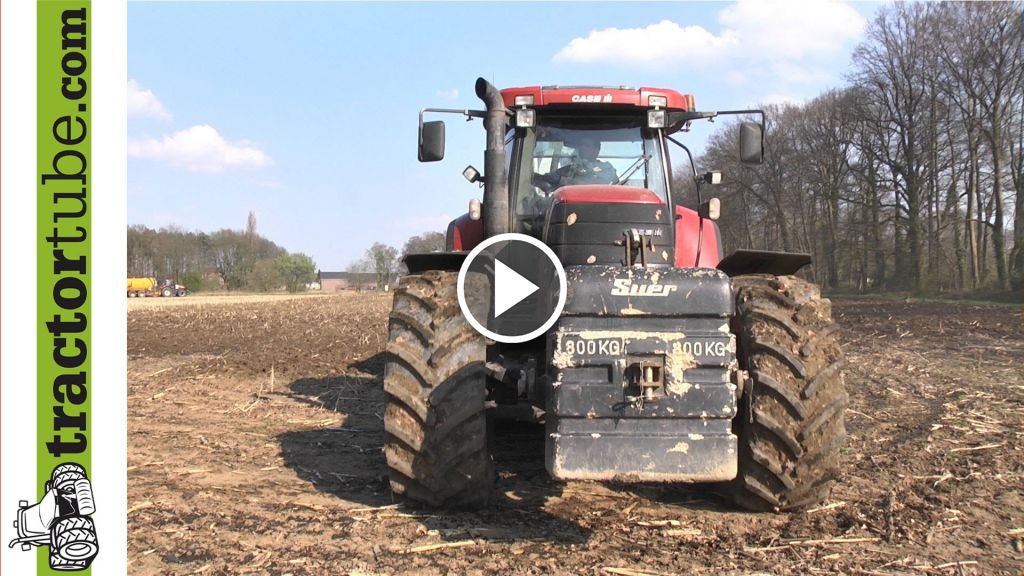 Video Case IH Magnum 290 CVX