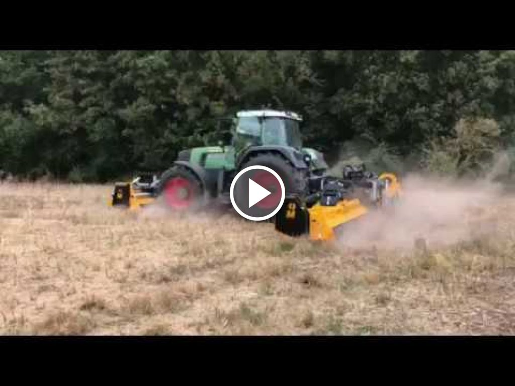 Vídeo Fendt 926