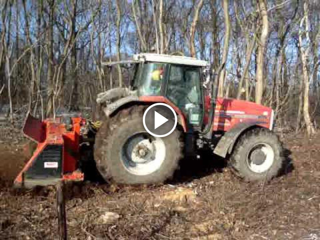 Vidéo Massey Ferguson 8170