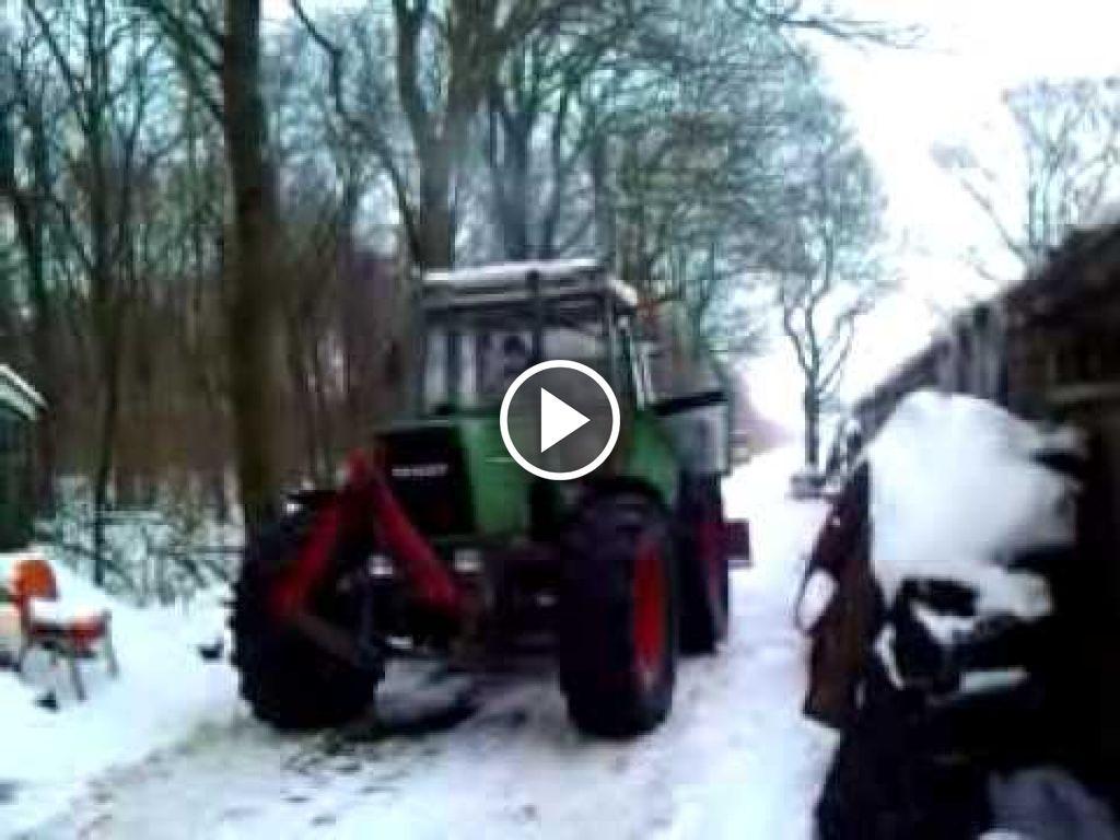 Video Fendt 614