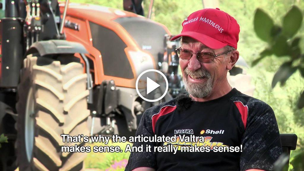 Video Valtra XN