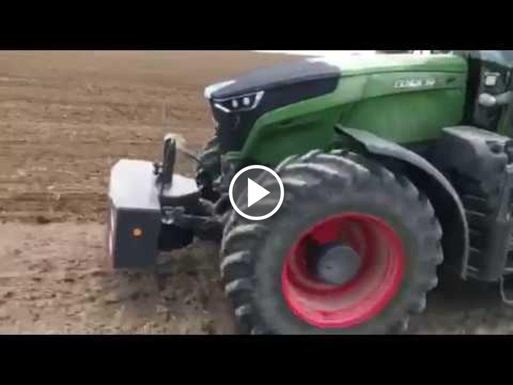 Video Fendt 1038