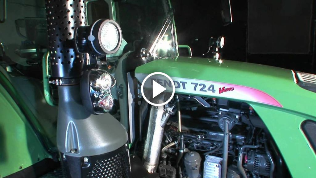 Video Fendt 700 Serie