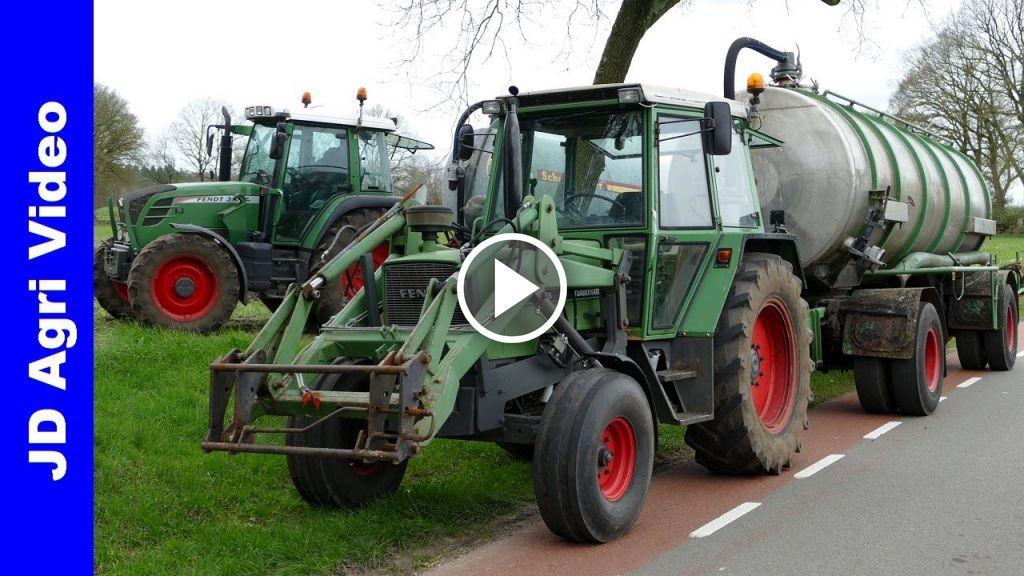Video Fendt 306 LS