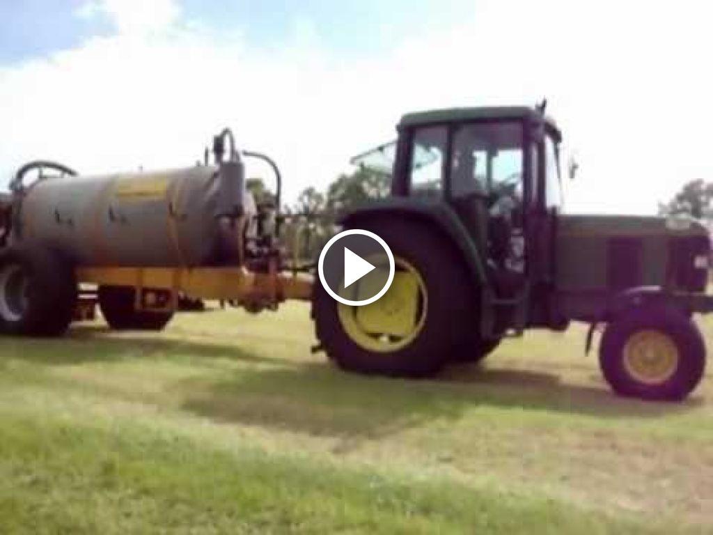 Wideo John Deere 6100