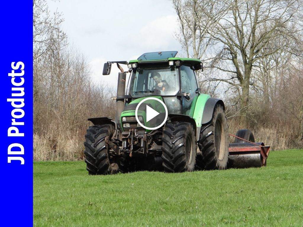 Video Deutz-Fahr Agrotron K 110