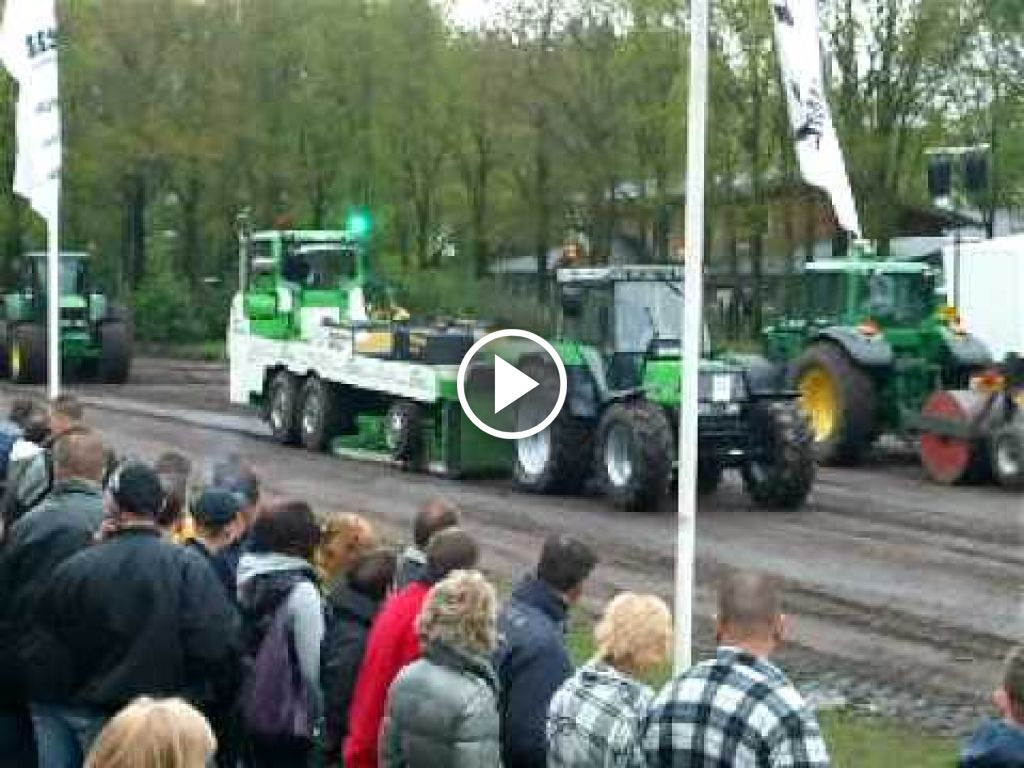 Video Deutz-Fahr DX 4.61