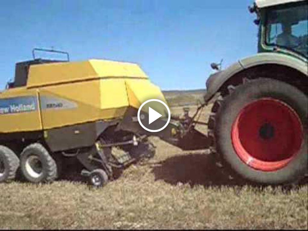 Video New Holland BB 940 A