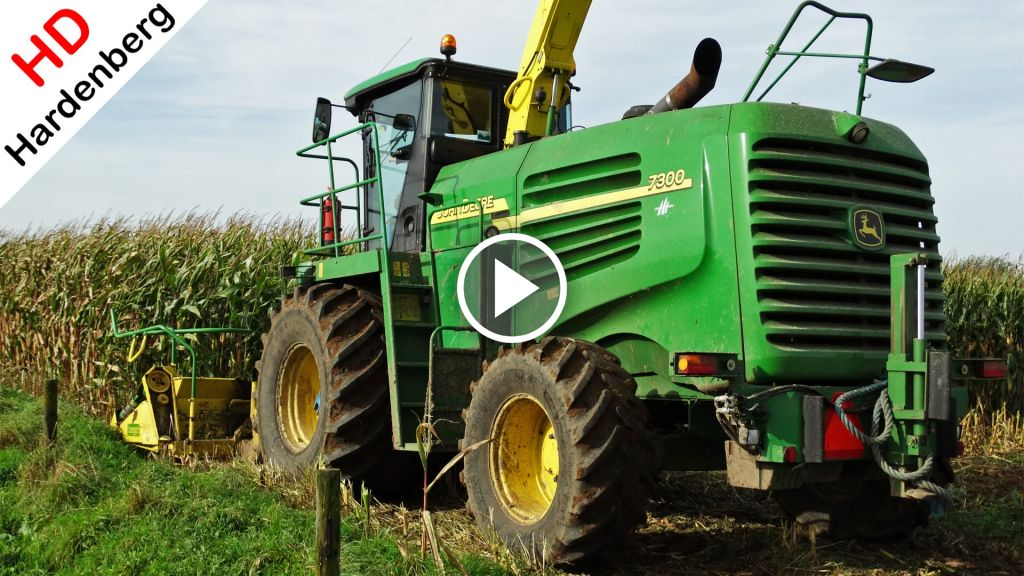 Video John Deere 7300