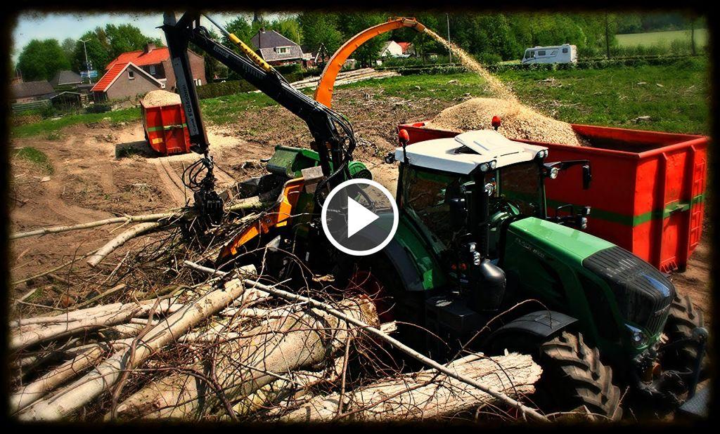 Video Fendt 828