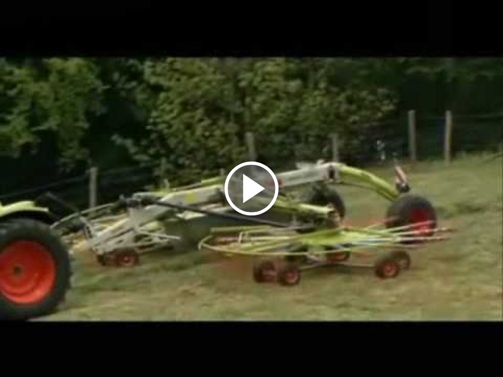 Video Claas Liner