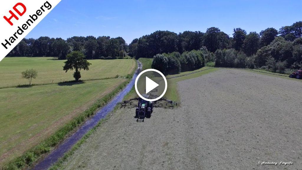 Video Deutz-Fahr Agrotron TTV 620