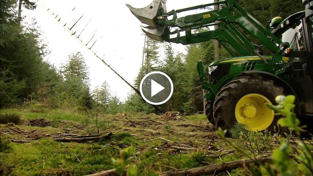 Video John Deere 6115M