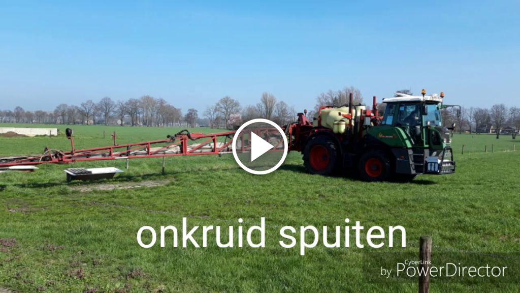 Wideo Fendt 312 Vario