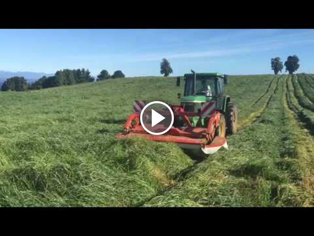 Wideo John Deere 6605