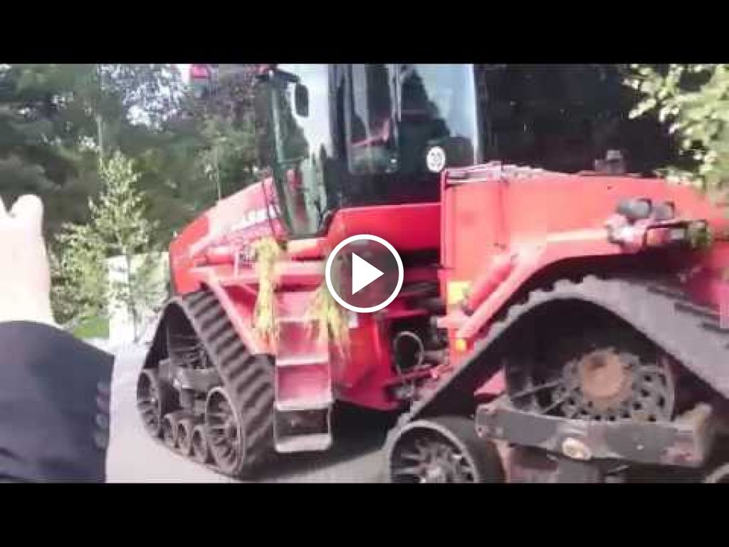 Video Case IH Quadtrac 550