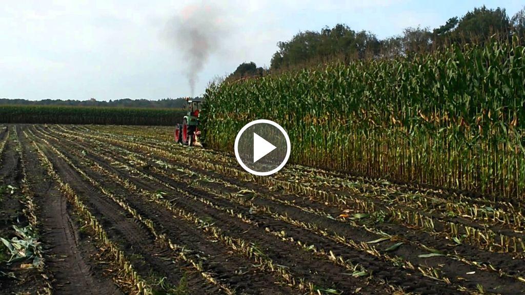 Video Fendt 108 SA
