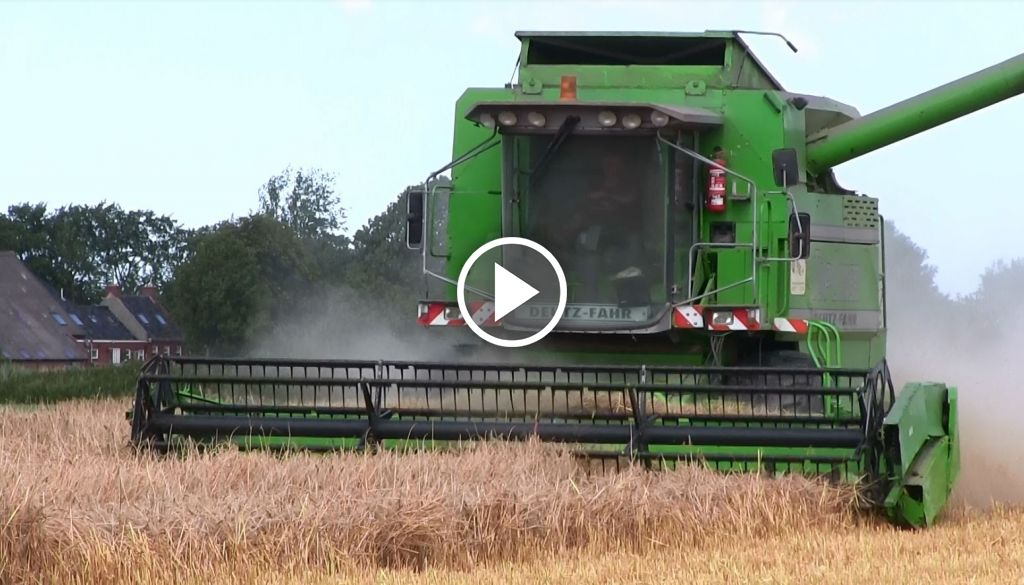 Видео Deutz-Fahr Topliner 4080 HTS