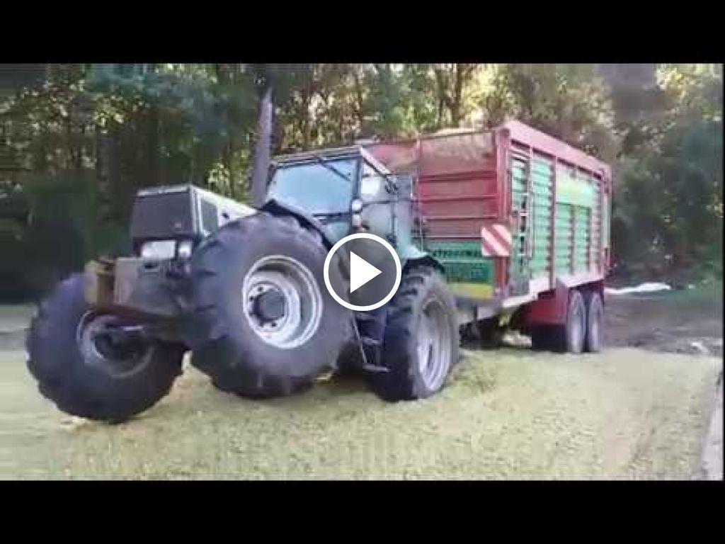 Видео Deutz-Fahr Agroprima 6.06
