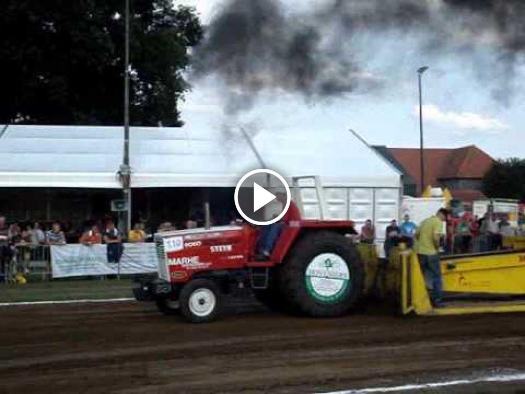 Videó Steyr 8060
