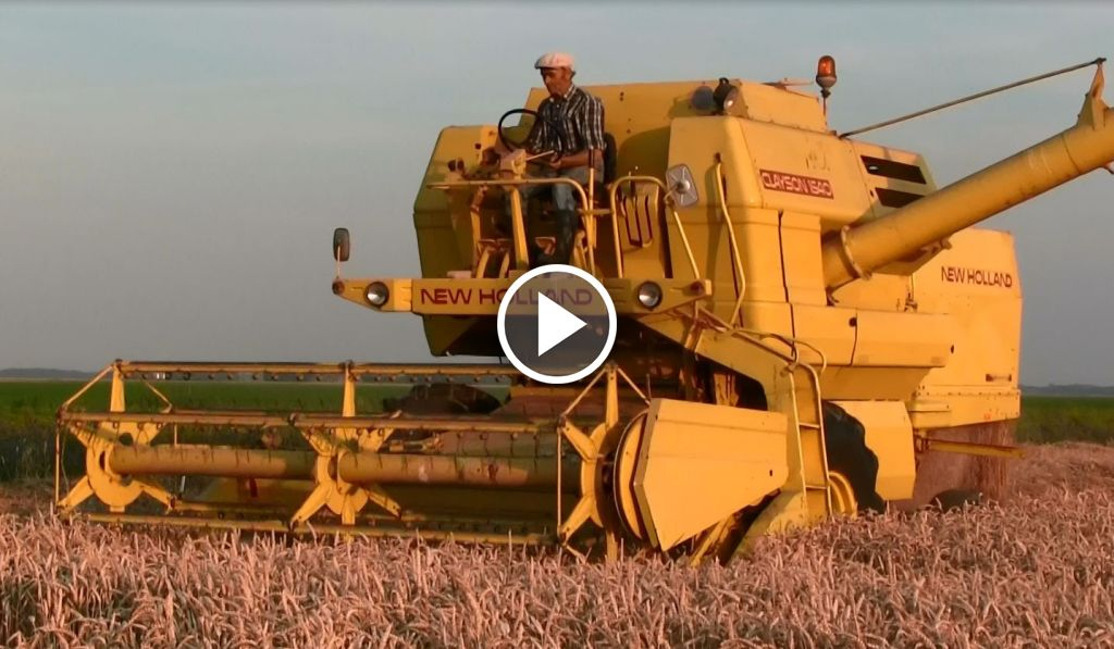 Video New Holland Clayson 1540