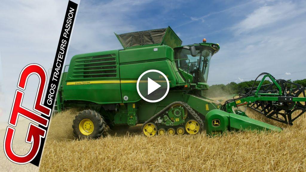Wideo John Deere T 670
