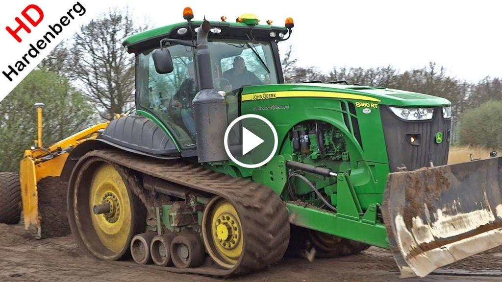 Wideo John Deere 8360RT