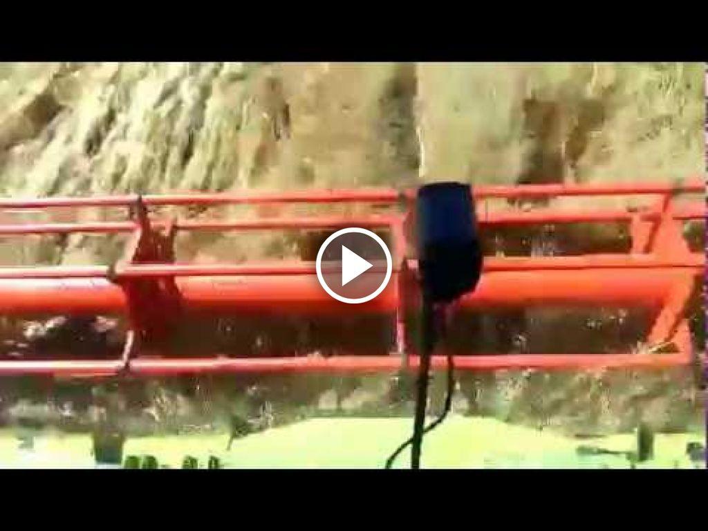 Video Claas Lexion 760