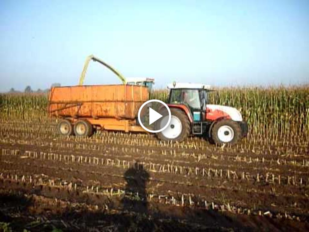 Video Deutz-Fahr Agrotron M640