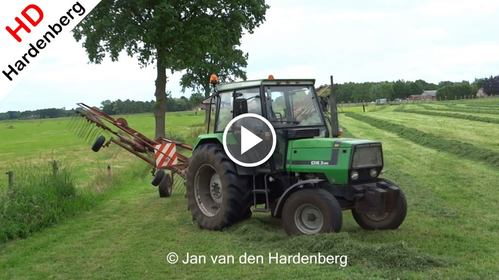 Video Deutz-Fahr DX 3.90