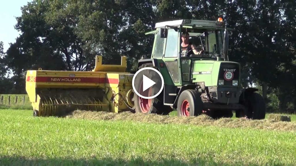Video Fendt Farmer 308