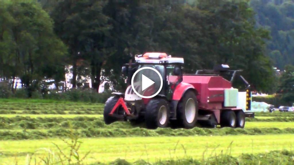 Videó Steyr Profi 4110