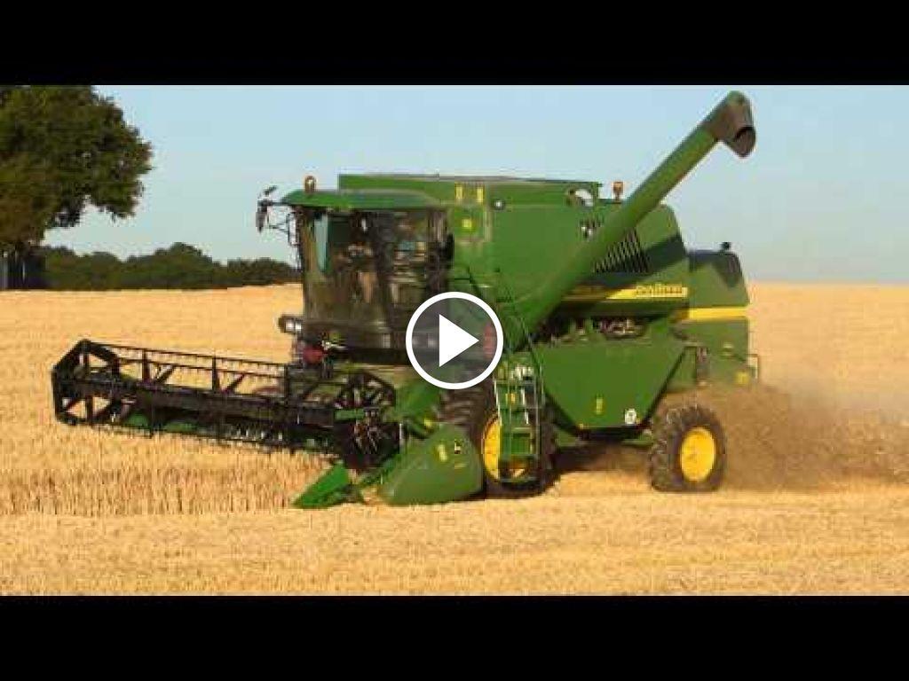 Video John Deere 1450 WTS