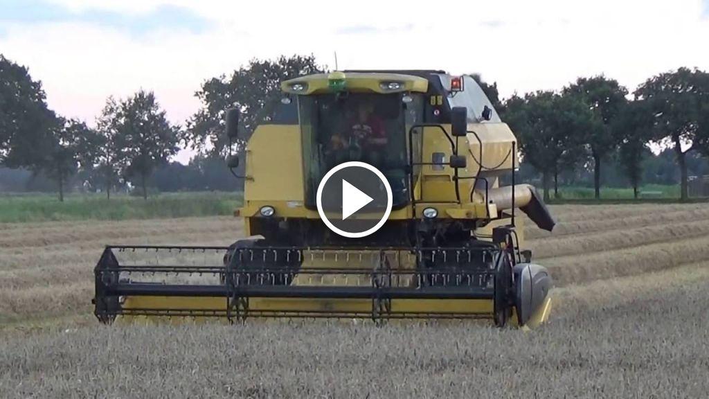 Video New Holland TC 54
